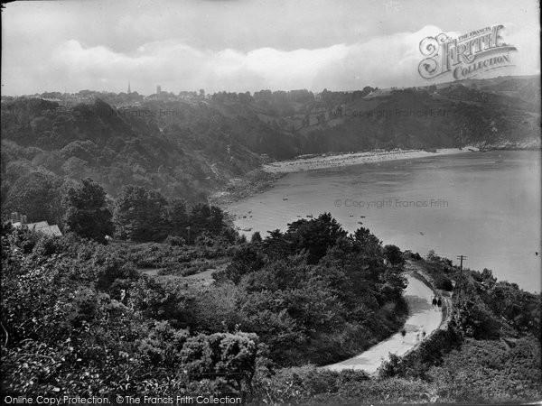 Photo of Babbacombe, The Bay 1928