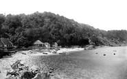 Babbacombe, The Beach 1889