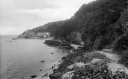 Babbacombe, The Beach 1924