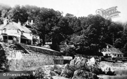 The Carey Arms c.1910, Babbacombe