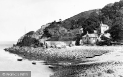 Babbacombe, The Cary Arms 1889