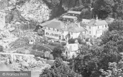 Babbacombe, The Village 1924