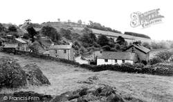 Backbarrow, High Brow Edge c.1965