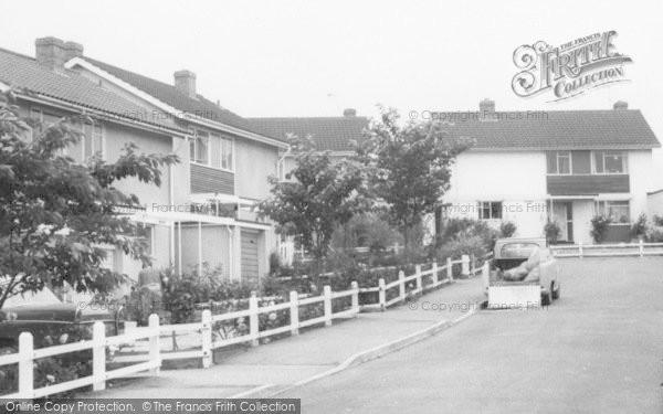 Photo of Backwell, Bramley Drive c.1965