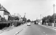 Backwell, Bristol Road c.1960