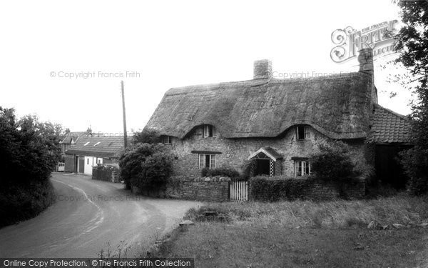 Photo of Backwell, Coombe Cottage c.1965