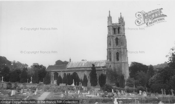 Photo of Backwell, St Andrew's Church c.1965