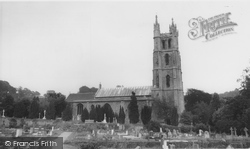 Backwell, St Andrew's Church c.1965