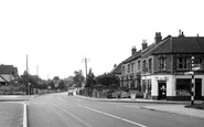 Backwell, West Town c1955