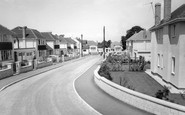 Backwell, West Town Park Estate c.1955