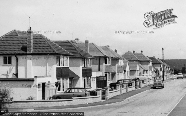 Photo of Backwell, West Town Park Estate c.1960