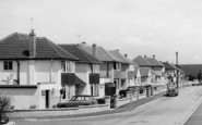 Backwell, West Town Park Estate c.1960
