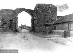 Bacton, Abbey 1933