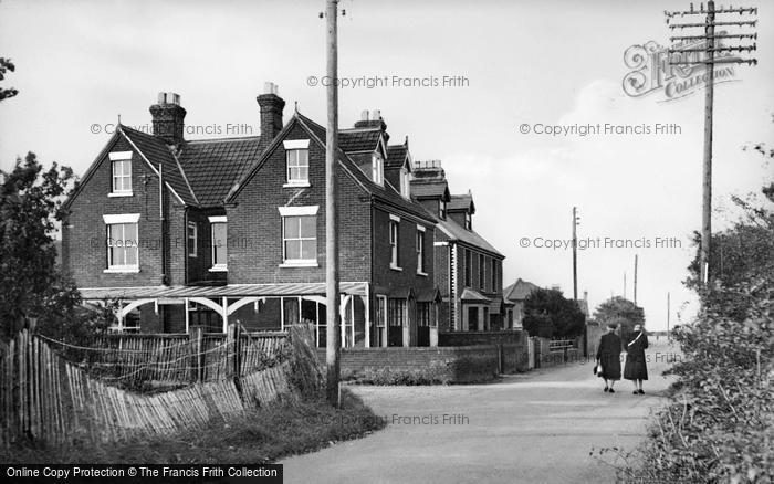 Photo of Bacton, Apple Tree House c.1955
