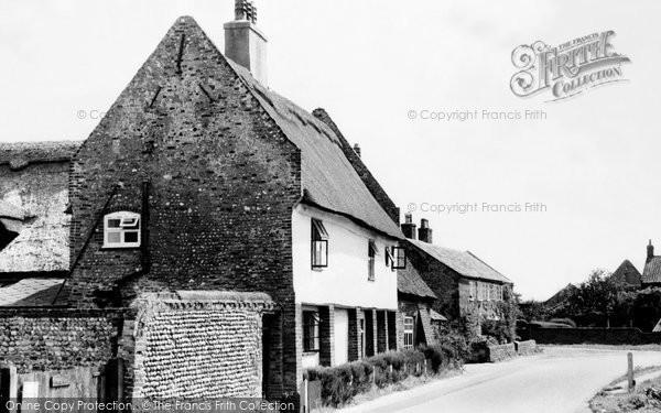 Photo of Bacton, Bromholm c.1955
