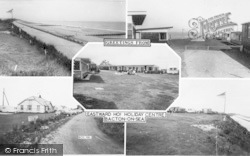 Bacton, Composite c.1960