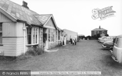 Bacton, Eastward Ho Holiday Centre, Bungalows 1 & 2 c.1960