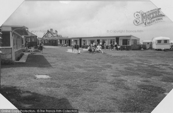 Photo of Bacton, Eastward Ho Holiday Centre c.1960