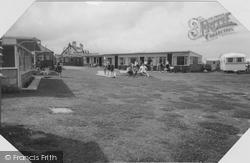 Bacton, Eastward Ho Holiday Centre c.1960