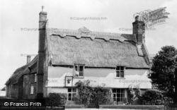 Pilgrims House c.1955, Bacton