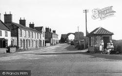 Bacton, Priory Entrance c.1955