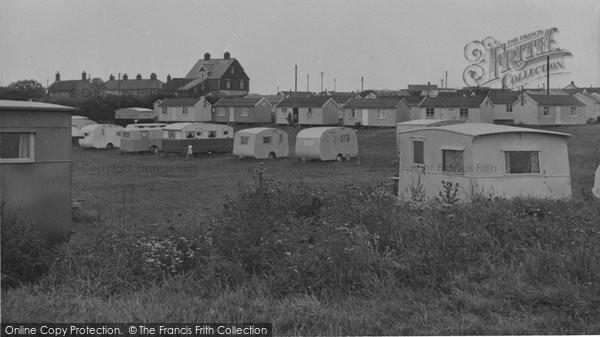 Photo of Bacton, Scott's Estate c.1955