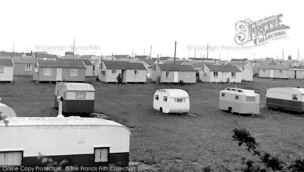 Photo of Bacton, Scott's Estate c.1955