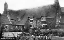 Bacton, The Pilgrims House c.1955