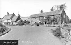 Bacton, The Village c.1955