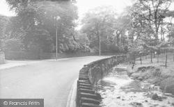 Bacup, Burnley Road, Broadclough c.1960