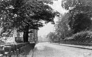 Bacup, Burnley Road c.1955
