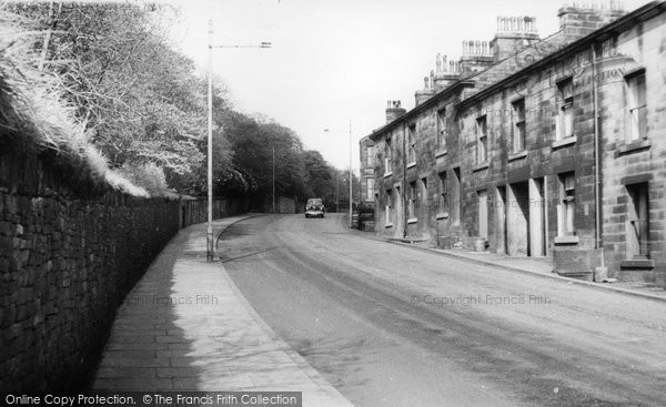 Photo of Bacup, Newchurch Road c.1960