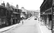 Bacup, St James Street 1961
