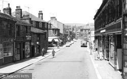 Bacup, St James Street 1961