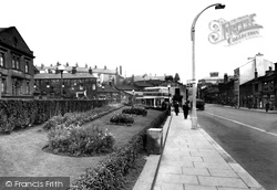 Bacup, St James Street c.1955