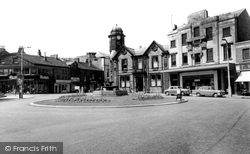 Bacup, The Centre c.1960