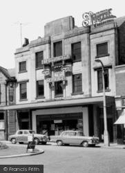 Bacup, The Electricity Service Centre c.1960
