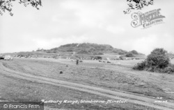 c.1955, Badbury Rings