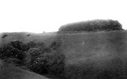 Badbury Rings, Hill Fort 1899