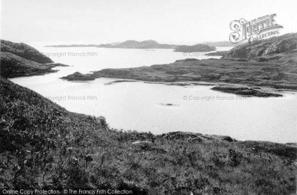 Photo of Badcall Bay, 1952