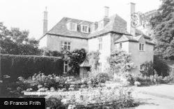 Essex House, High Street c.1960, Badminton