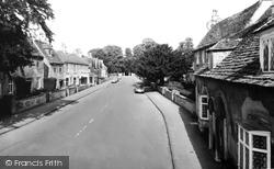 High Street c.1960, Badminton