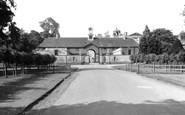 Badminton, House, The Clock Tower c.1960