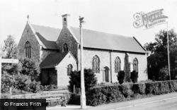Badshot Lea, St George's Church c.1955