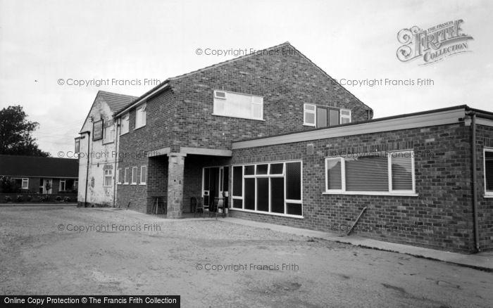 Photo of Bagby, Greyhound Inn c.1965