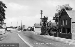 Bagillt, Boot & Ship Inn c.1955