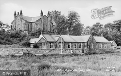 Bagillt, The Church c.1955