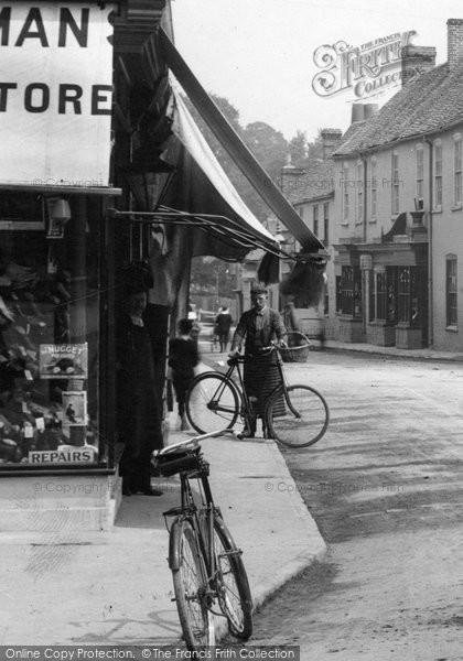 Bagshot, 1906