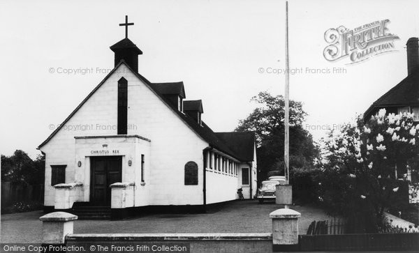 Photo of Bagshot, Catholic Church c.1960