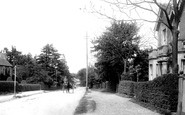 Bagshot, Duchess Of Connaught Memorial Nursing Home 1903
